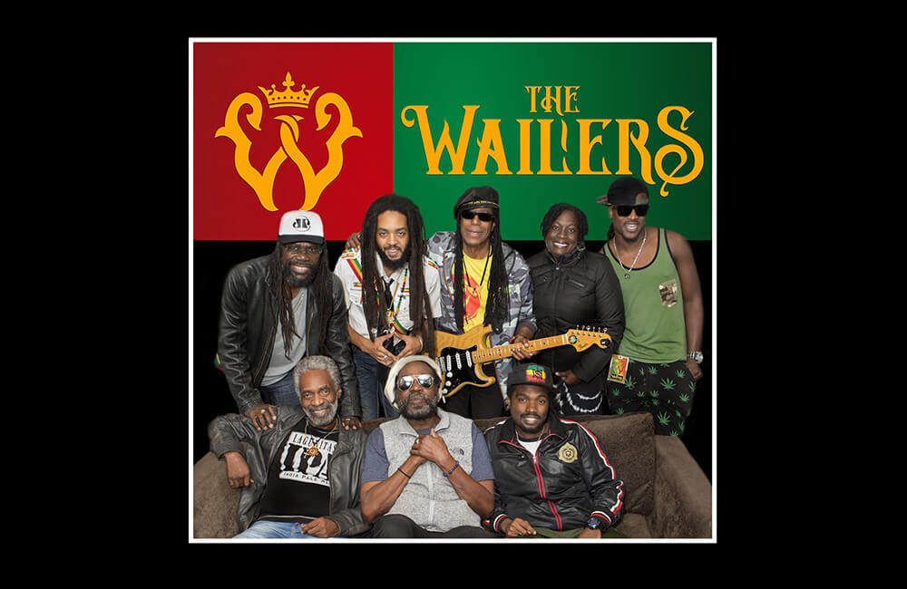 """""""Stand Firm"""" Teaser – The Wailers"""