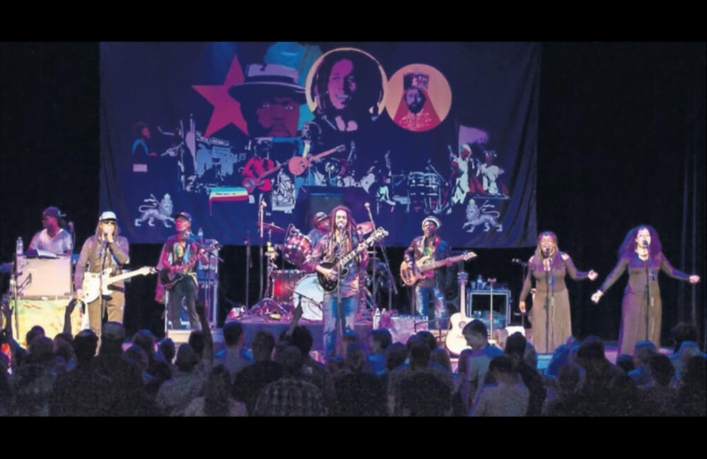 Wailin' on – Reggae makes a stop in Rutland