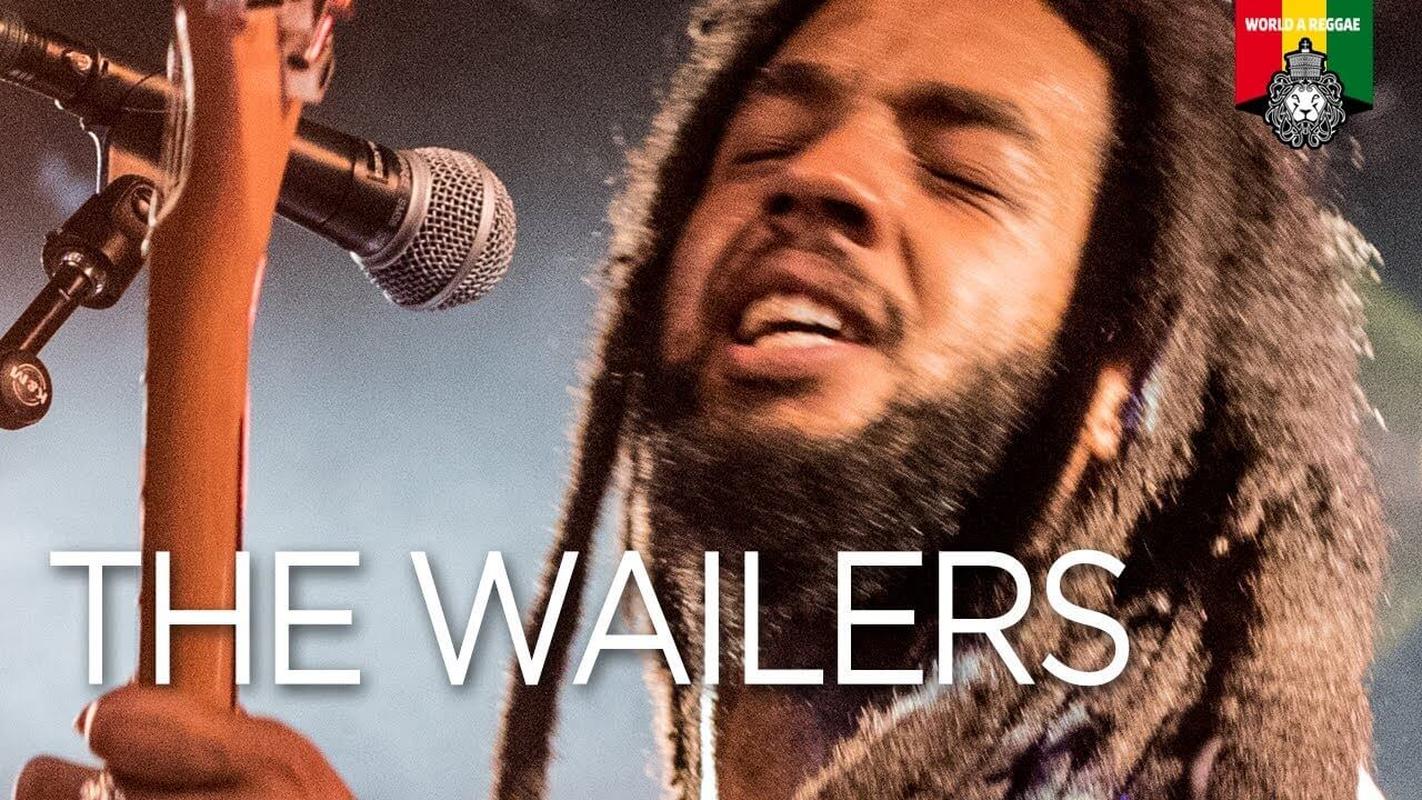 The Wailers Live in Amsterdam, August 2017