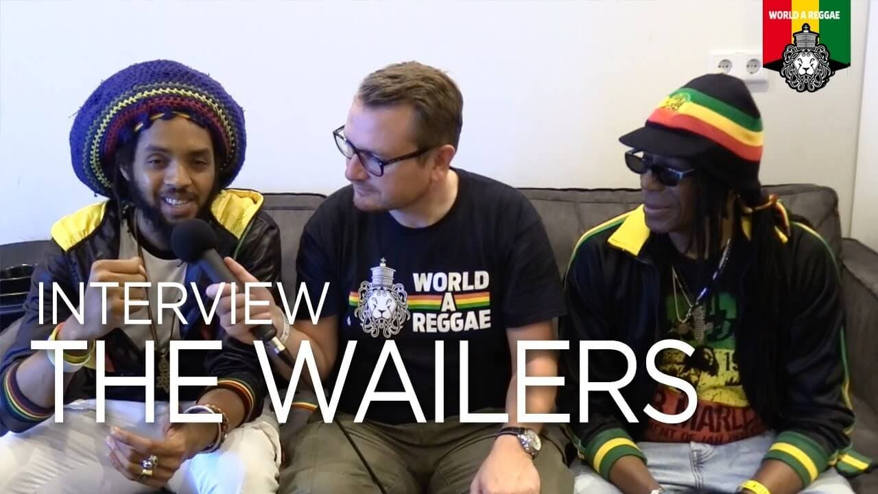 A short reasoning with The Wailers in Amsterdam