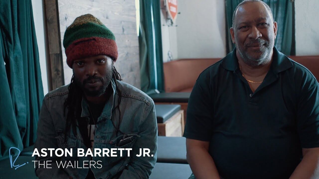 Rupert Neve Designs and The Wailers