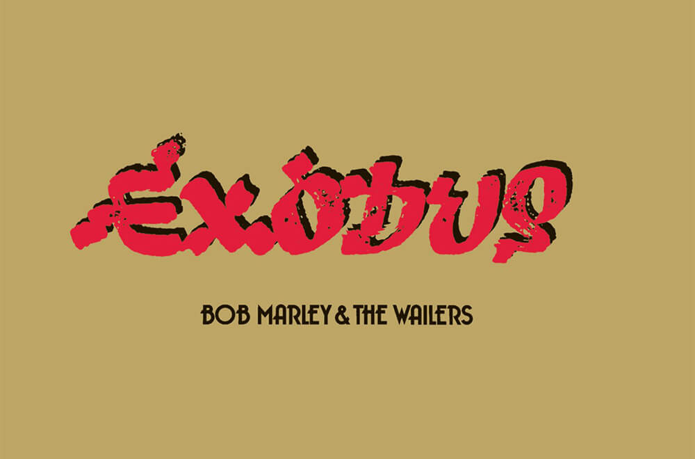 Exodus album cover