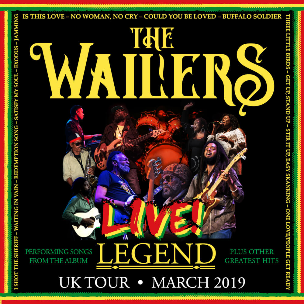 The Wailers UK Tour