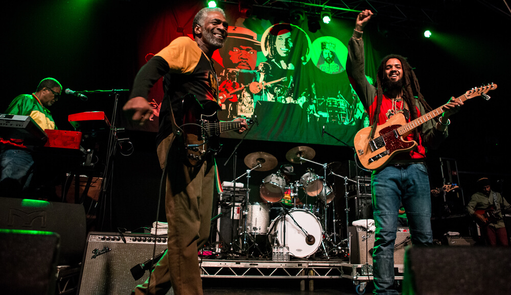 The Wailers in Newcastle March 2019