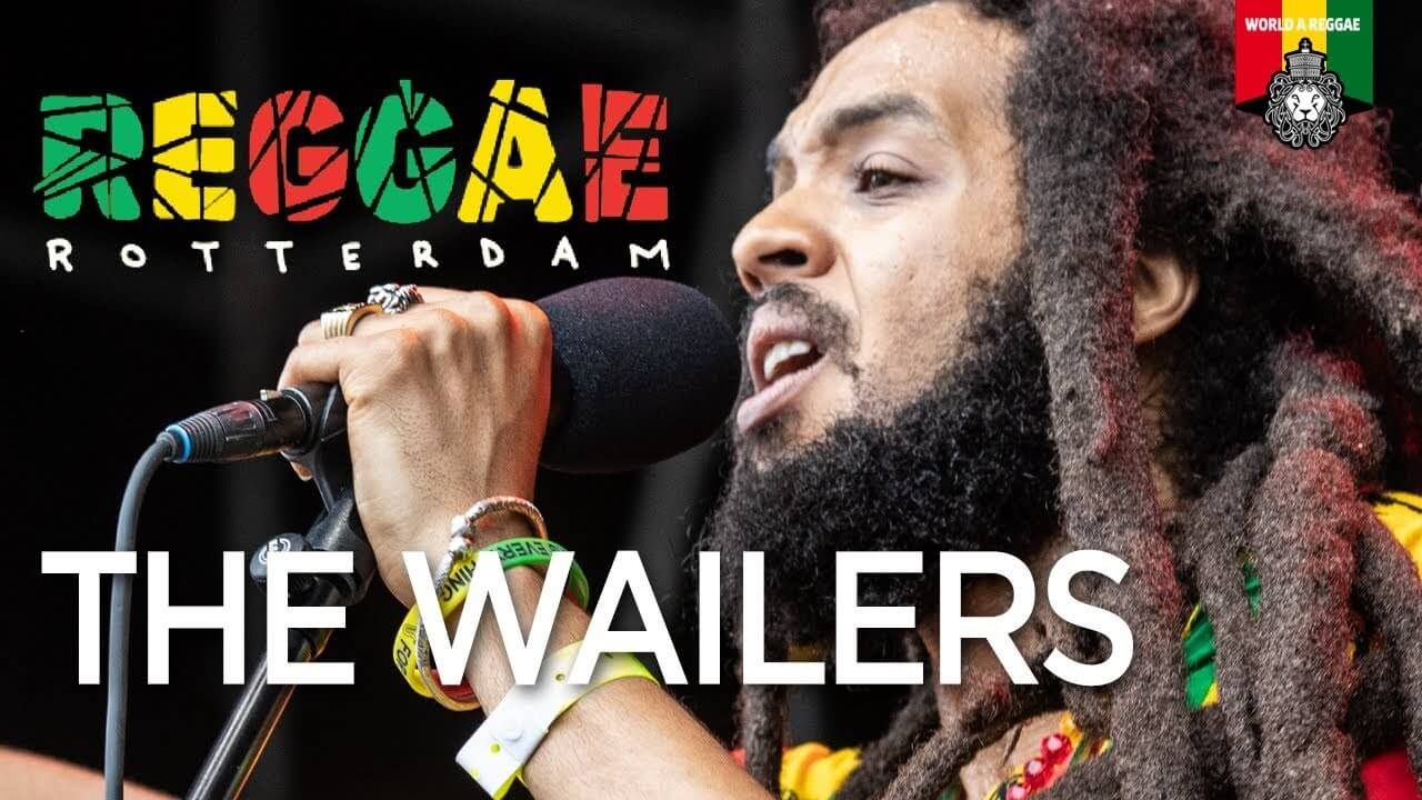 The Wailers Live at Reggae Rotterdam Festival