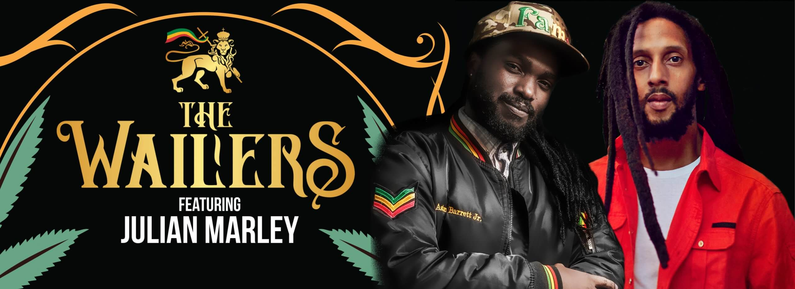 The Wailers Featuring Julian Marley – A Semi-Acoustic Set