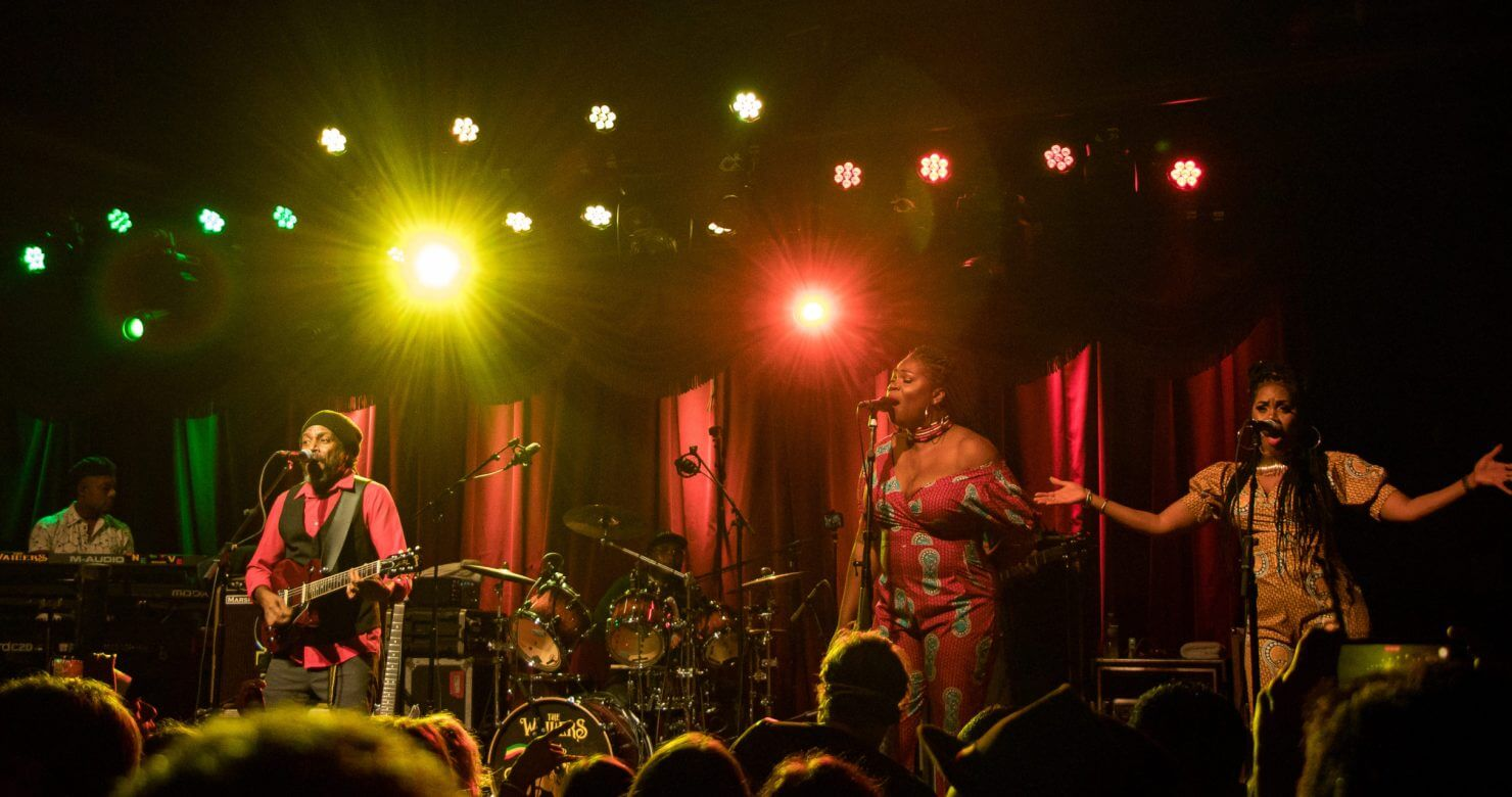 The Wailers Perform Emotional Brooklyn Bowl Reopening Concert